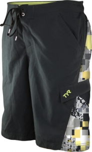 Tyr Graffiti Boxes Board Short Male