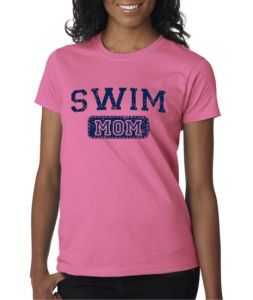Special Ts Swim Mom T-Shirt