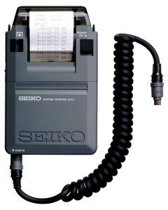 Seiko Printer for Printing Timers
