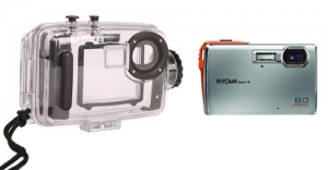 Intova 8.0 MP Digital Sports Camera and Housing
