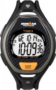 Timex IRONMAN Sleek 50-Lap Watch Full-Size