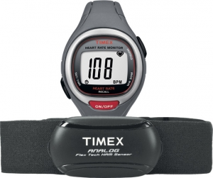 Timex Easy Trainer Flex-Tech Heart Rate Monitor