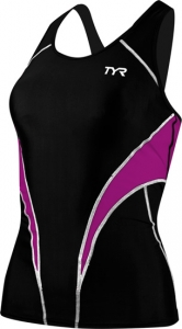 Tyr Competitor Fitted Tankini Female