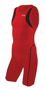 Tyr Carbon Zipperback Short John Male