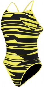 Nike Shadow Stripe Reversible Cut-Out Tank Female