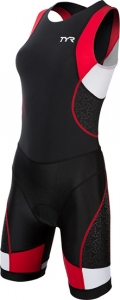 Tyr Tri Competitor Trisuit with Back Zipper Female