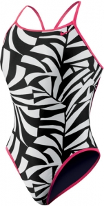 Nike Graphic Leaf Reversible Lingerie Tank Female