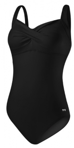 Tyr Solid Twisted Bra Tank Female