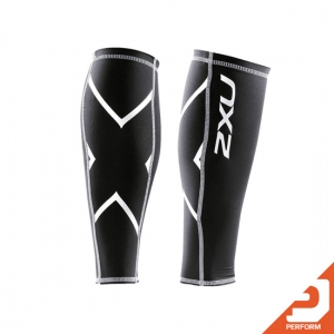 2XU PWX Perform Compression Calf Guard Clearance