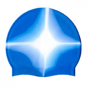 Waterpro Printed Silicone Swim Cap