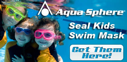 Aqua Sphere Seal Kids Swim Mask