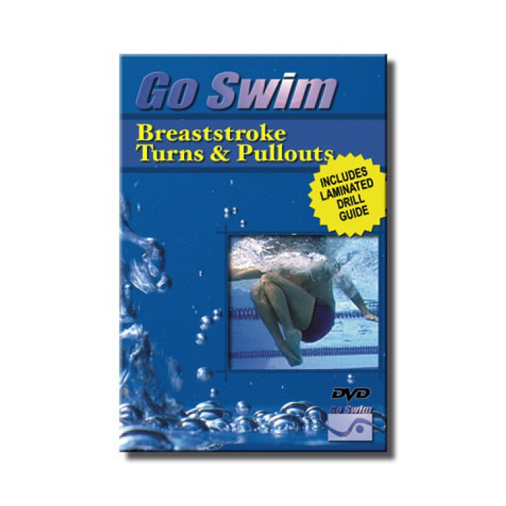 Breaststroke Turns and Pullouts DVD product image