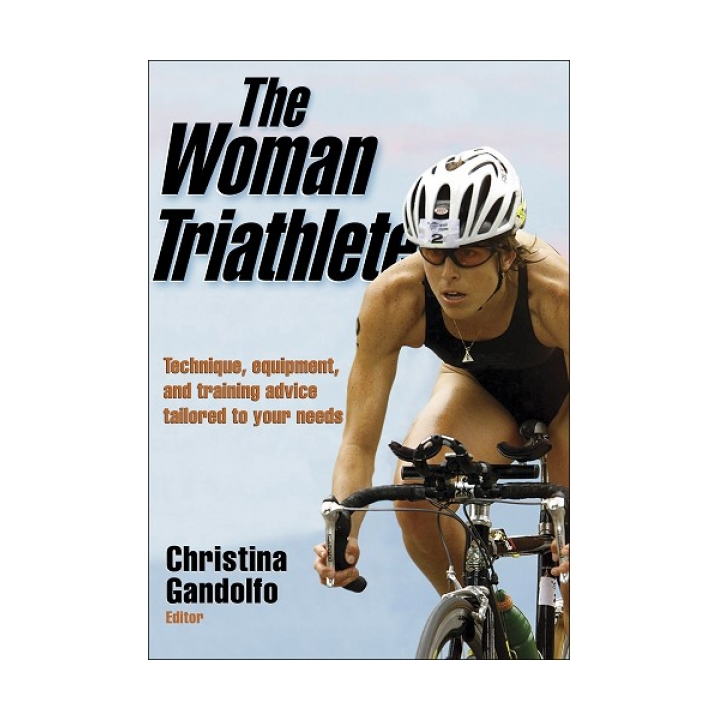 The Woman Triathlete product image