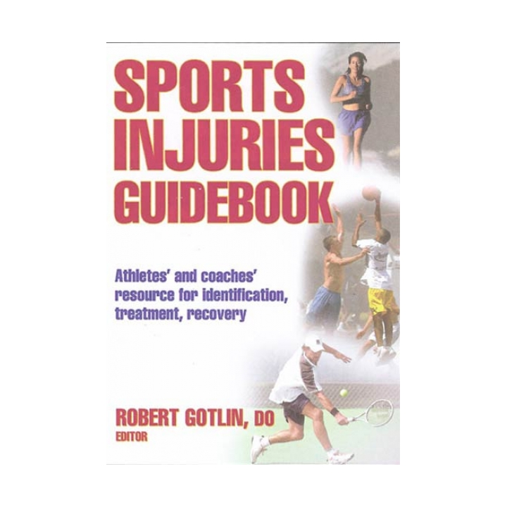 Sports Injuries Guidebook product image