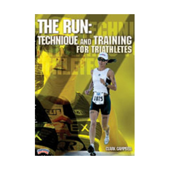 The Run: Technique and Training for Triathletes product image