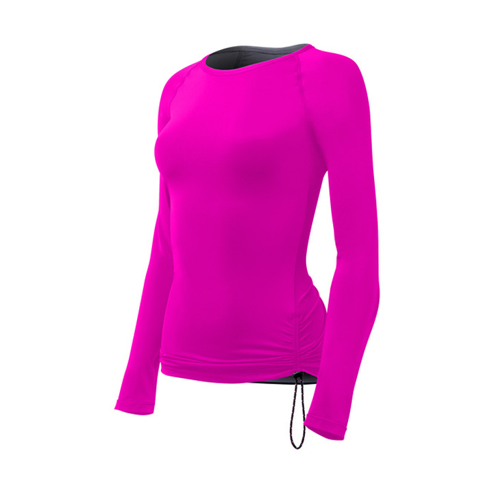 Tyr Solid Durafast Lite Long Sleeve Swim Shirt Female product image