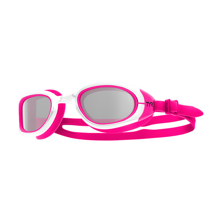 Tyr Pink Special Ops 2.0 Small Polarized Swim Goggles product image