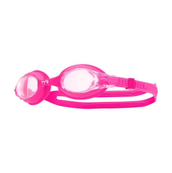 Tyr Pink Swimple Kids Swim Goggles product image