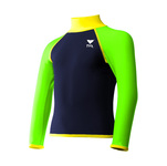 Tyr Solid Durafast Lite Rash Guard Boys product image