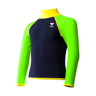 Tyr Boys Rash Guard