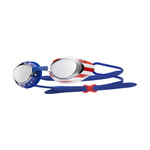 Tyr Black Hawk Racing Mirrored USA Swim Goggles product image