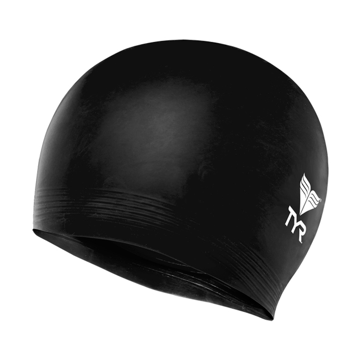 Tyr Solid Latex Swim Cap product image