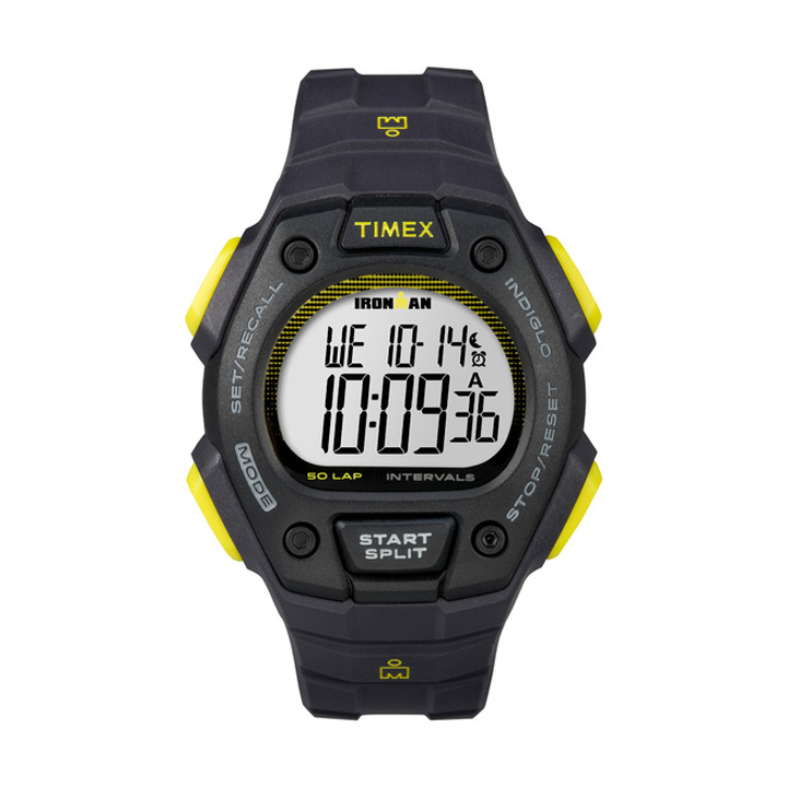 Timex IRONMAN Classic 50 Lap Full Size Watch Gray/Lime product image