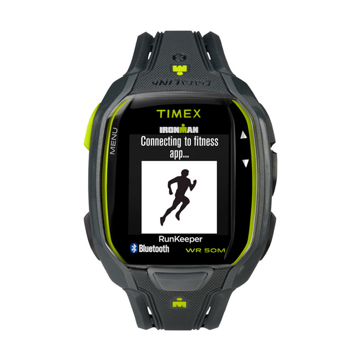 Timex IRONMAN Run x50+ Charcoal/Lime product image