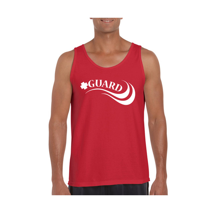 Guard Male Tank Top product image