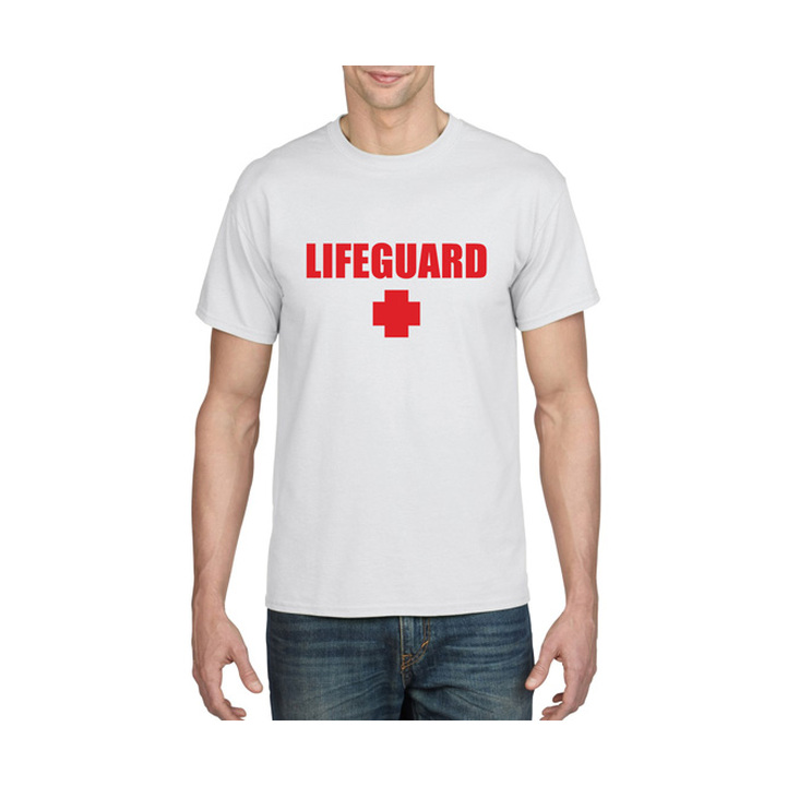 Lifeguard Straight Logo T-Shirt product image