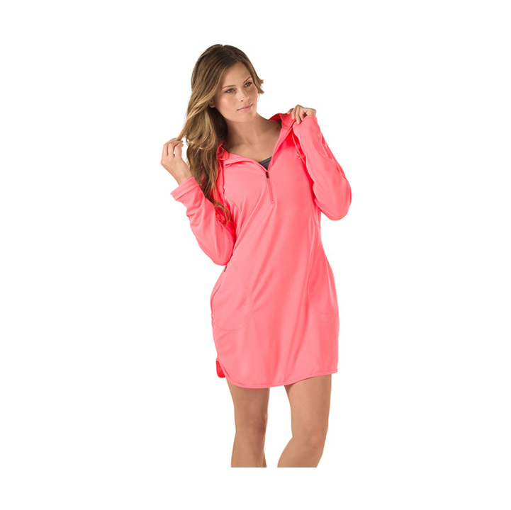 Speedo Cover Up Hoodie Dress Female product image