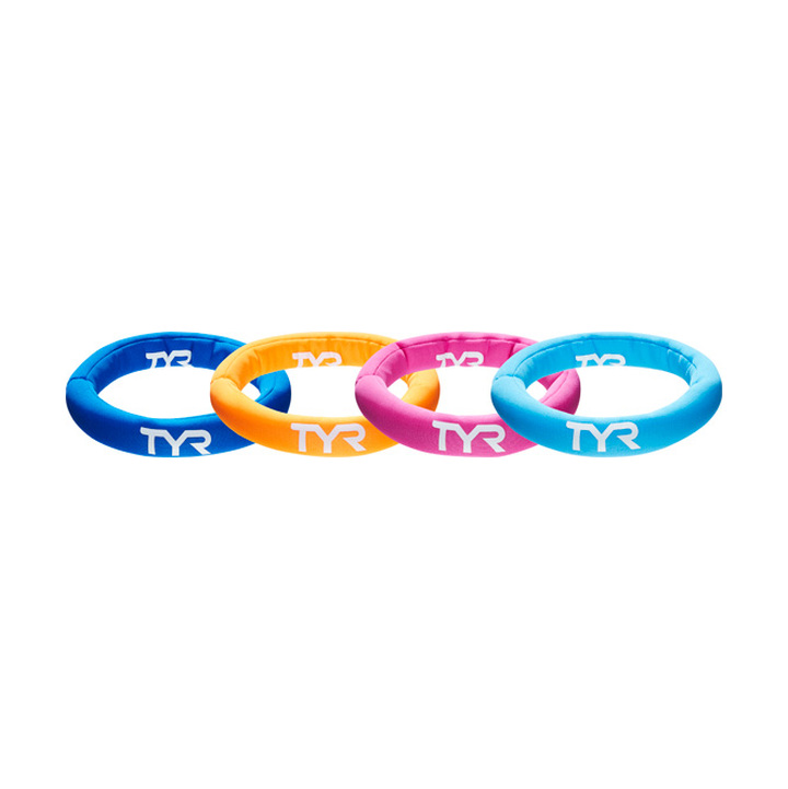 Tyr Start to Swim Kids Dive Rings product image