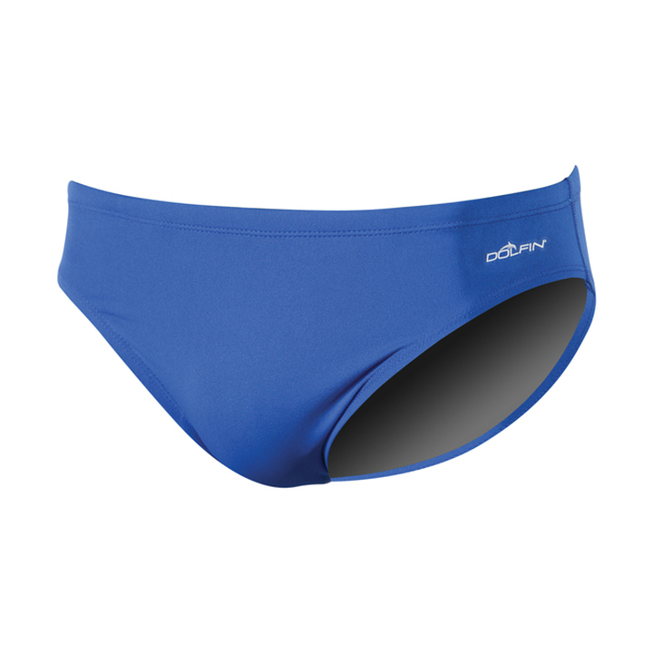 Dolfin Solid Polyester Brief Male product image