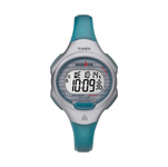 Timex IRONMAN Essential 10 Lap Watch Mid Size Blue/Gray product image
