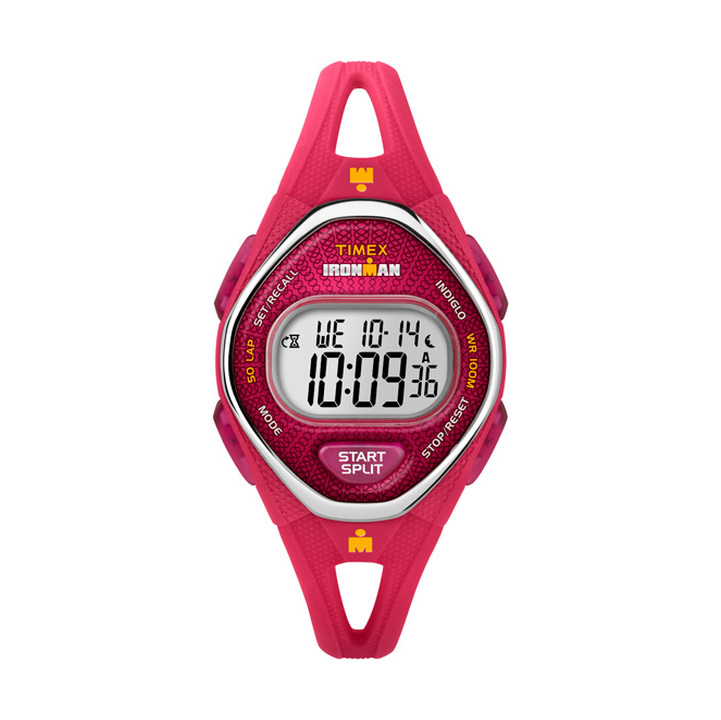 Timex IRONMAN Sleek 50 Lap Watch Mid Size Pink product image