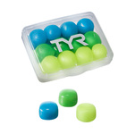 Tyr Ear Plugs KIDS SOFT SILICONE Pack of 6