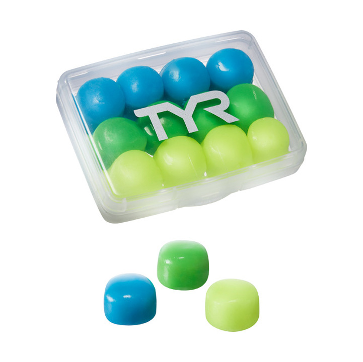 Tyr Kids Soft Silicone Ear Plugs 6 Pair Pack product image
