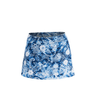 Dolfin Swim Skirt Paisely A-Line