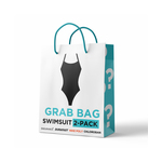 Grab Bag Polyester Swimsuits Pack Of 2
