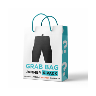 Grab Bag Polyester Jammers Pack Of 6