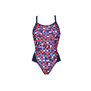 Arena Swimsuit RED USA SUPERFLY BACK