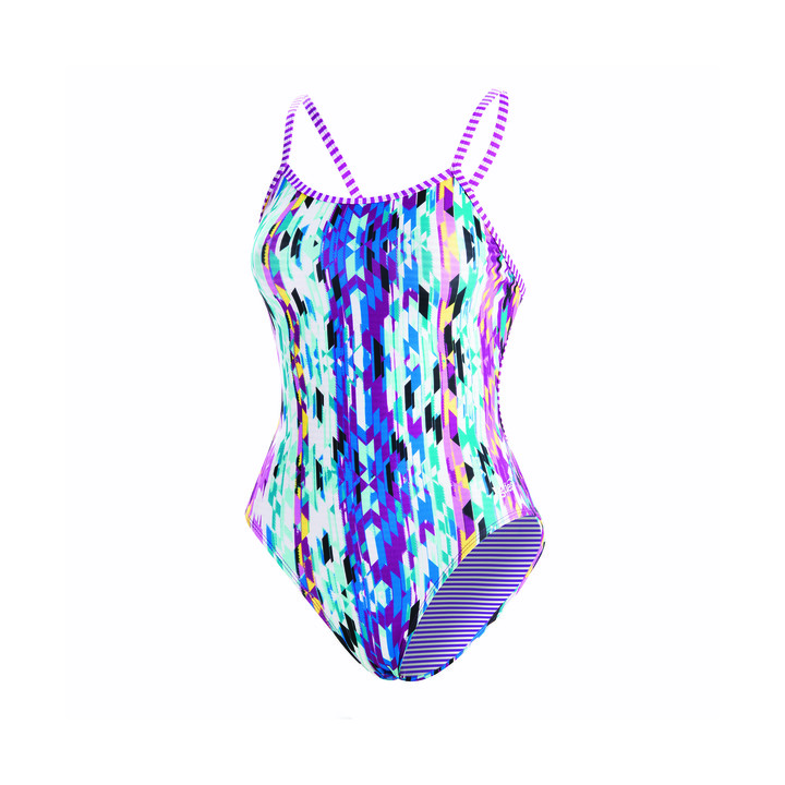 Dolfin Uglies Weave Me Alone String Back 1-Piece product image