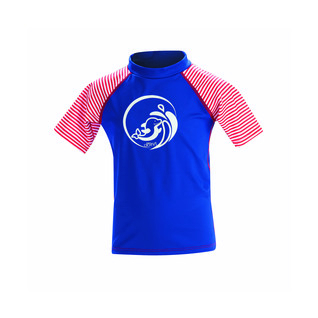 Dolfin Little Toddler Rash Guard Color Block