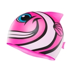 Tyr CharacTYRs Happy Fish Silicone Swim Cap product image