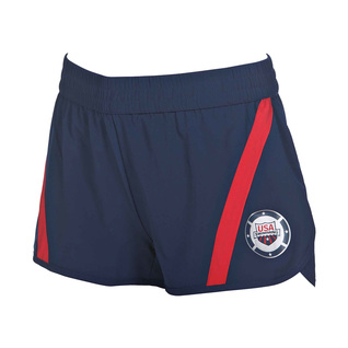 Arena Official USA Swimming National Team Women's Short
