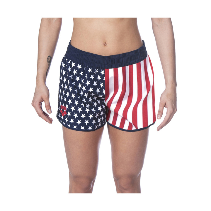 Arena NT Flag Short Women product image