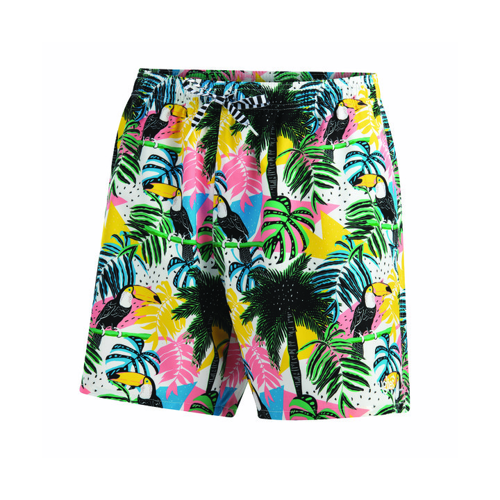 Dolfin Uglies Mens Jungle Party 5 Shorty product image