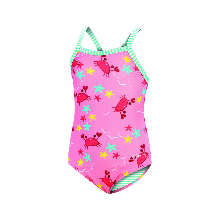 Dolfin Little Dolfin Toddler Crabby Patty 1-Piece product image