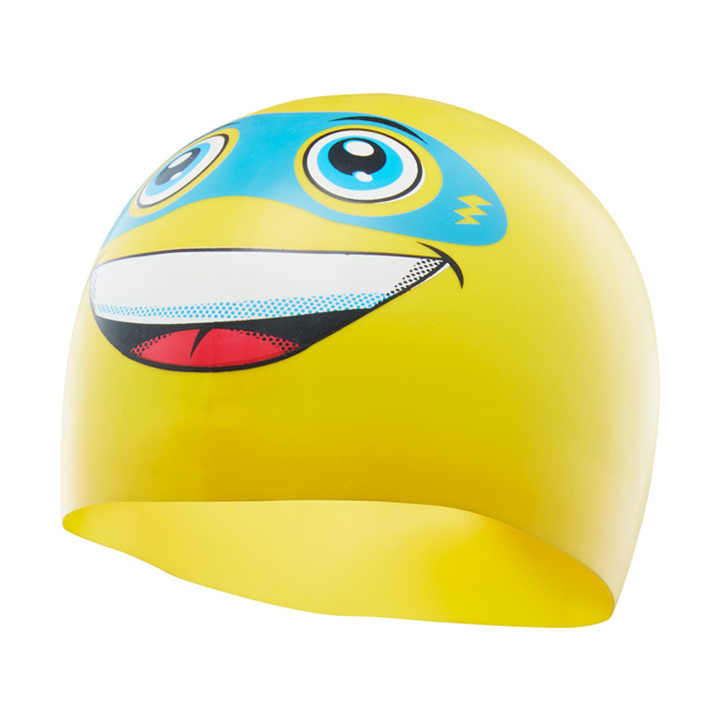 Tyr Super Day Adult Silicone Swim Cap product image