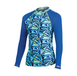 Dolfin Uglies Prism Long Sleeve Rash Guard
